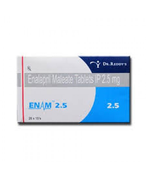Enam Tablets 2.5 Mg